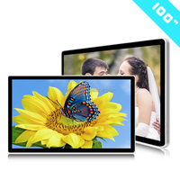 100 inch airport signage android touch screen monitor replacement lcd screen
