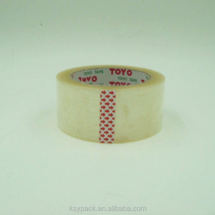 Factory directed sell cheap adhesive bopp packaging tape