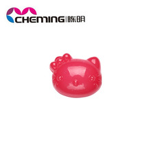 plastic opaque hello kitty bead in bulk gumball necklace beads