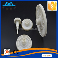 small plastic nylon PTFE POM gear