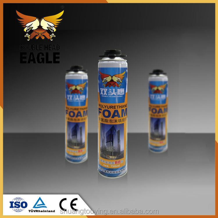 Low Cost Construction Liquid PU Fire Retardant Foam Sealant Adhesive