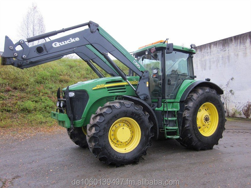 used Tractor's: John Deere, Fendt, Massey Ferguson, Claas, Case IH, New Hollad, 35-100 HP