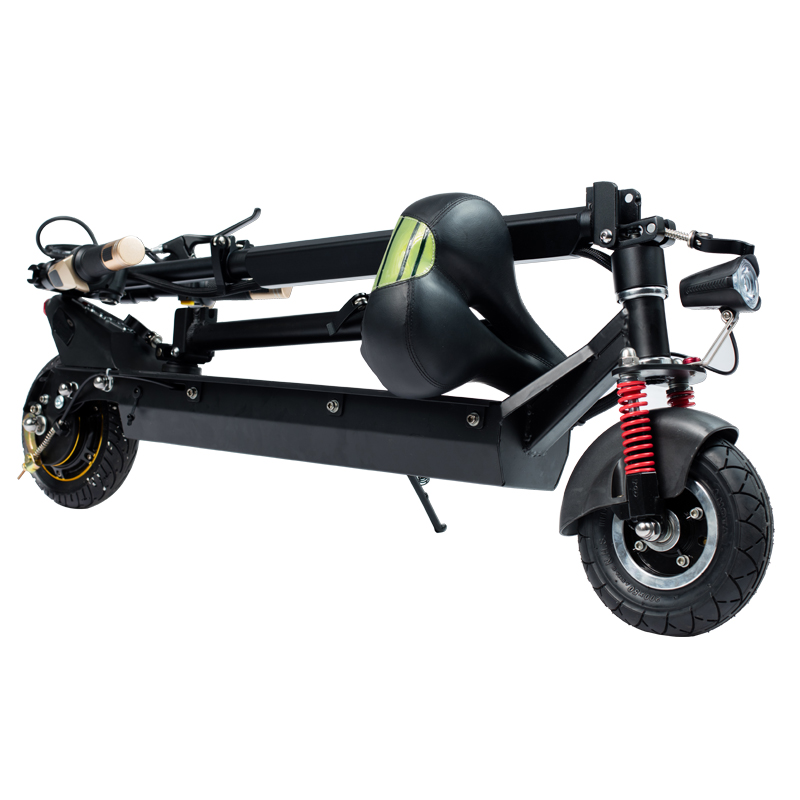 8inch new arrival foldable CE Fcc Rohs adult two wheel electric scooter