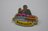 Good quality cheap custom tourist souvenirs pin