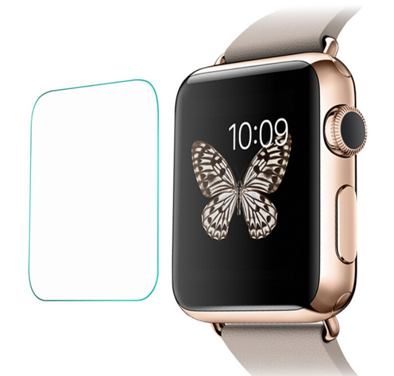 38mm/42mm 9H Hardness Smart Watch Tempered Glass screen protector for Apple Watch Sport glass screen protector