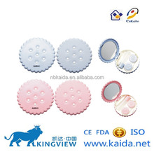 new A-8057Plastic Cute Animal Contact Lens Case Containers for contact lense Len Case
