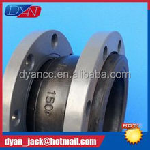 casting flange Single Sphere expansion joint rubber bellows wear-resisting