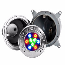 factory approved CE / ROSH Swimming pool underwater LED waterproof IP68 pool light