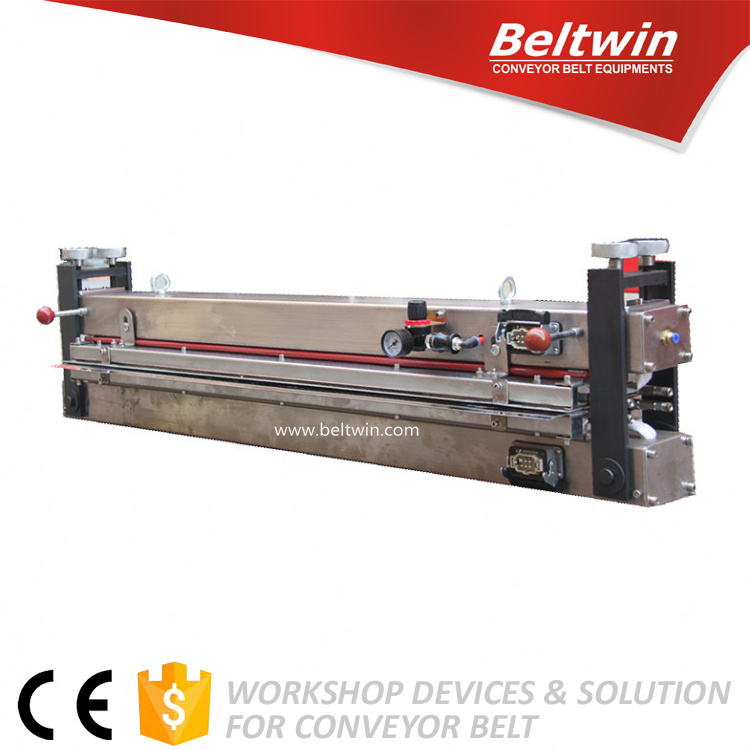Beltwin Industries PVC PU Conveyor Belt Hot Splicing Press Tools with water cooling system