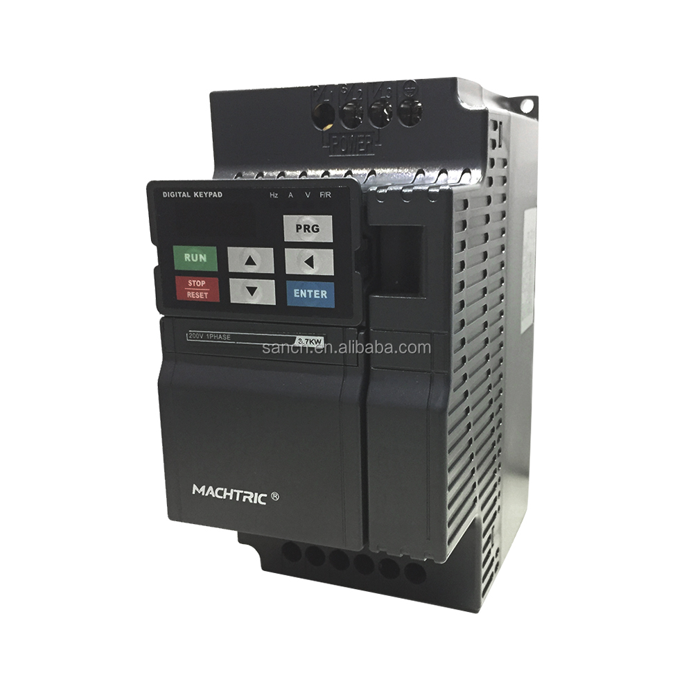 High Performance Variable Speed Motor Controller Frequency Converter 50 hz 60hz