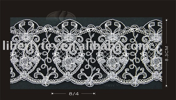 Cording Embroidery Lace