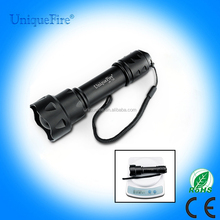 2016 Uniquefire t38 uf-T20 scopes hunting optical sight led torch 940nm ir flahslight