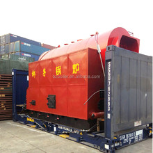 Automatic 1 2 4 6 10 ton Wood Steam Boiler, Biomass fired Steam Boiler Coal Power Plant for Sad Steam Boiler For Sale
