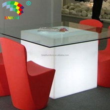 Solar Charge LED Cube/ Event LED Cube/ Party Cube Lighting