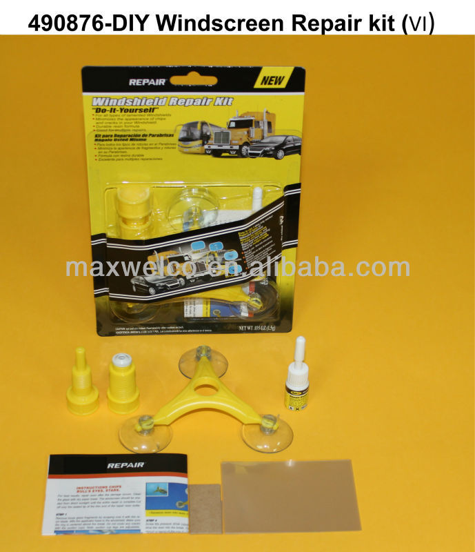 DIY Car Windscreen/ Windshield Repair Kit, Repair Tool, Car Repair Tool