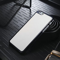 2016 new gadget skin border coating colourful mobile phone cover for iphone 6