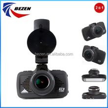 Ambarella A7LA50 Best Video Car Camera Dash Camcorder DVR Auto Cam with 360 Degree Rotations GPS G-sensor 1296p Car DVR