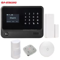 2017 Hot Sale Best Security Alarm