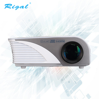 Portable home theater projector,mini led micro projector