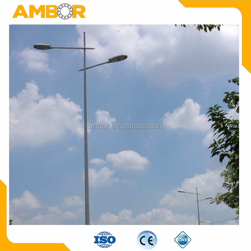 New creative led light poles and decorative garden
