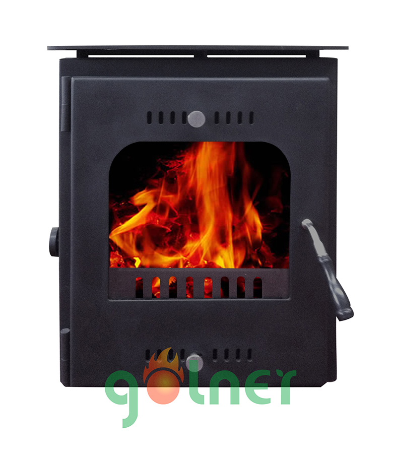 SI-10B indoor wood burning stove/insert cast iron stove/indoor wood fireplace