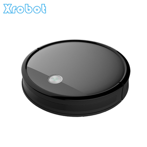 Hot sales home cleaning floor sweeping smart automatic wet and dry robotic vacuum cleaner for house or office