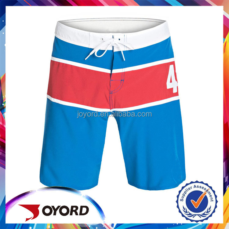 Made To Order 4-way Stretch Men Boardshorts Surf Shorts Pants Swimming Trunks