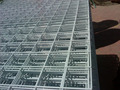 Powder coated wire mesh panel / welded wire mesh panel