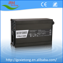 High Quality! C300 36V LiFePO4/Lithium Ion/Lead Acid car battery charger