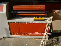 Paper Roll Recutting Machine, Paper Tube Recutter, cutting small size tube