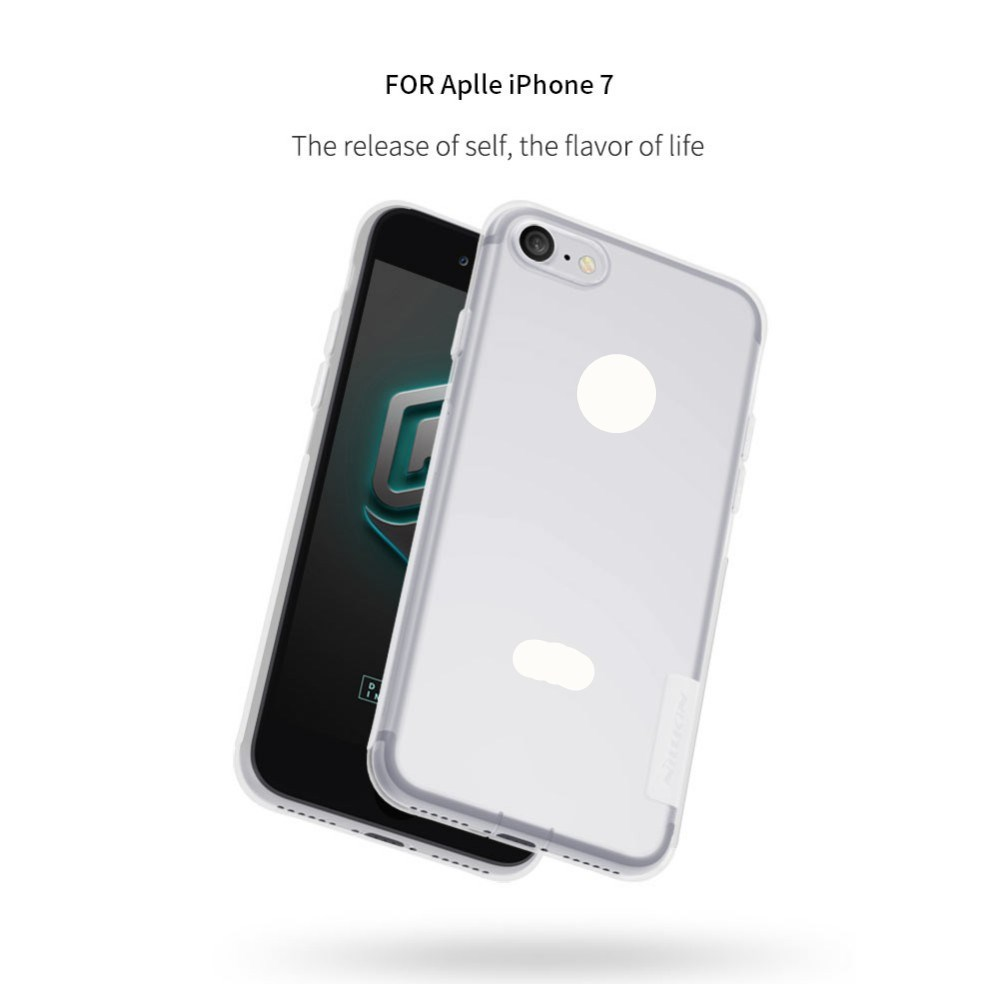 Free sample universal Ultra Thin Clear Transparent silicone mobile Phone Case For iphone7plus/iphone8 plus