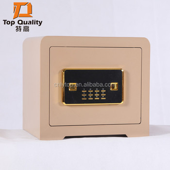 Latest hotel mini safe electronic deposit box