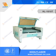 T-shirt printing cnc co2 laser engraving machine price for embroidery