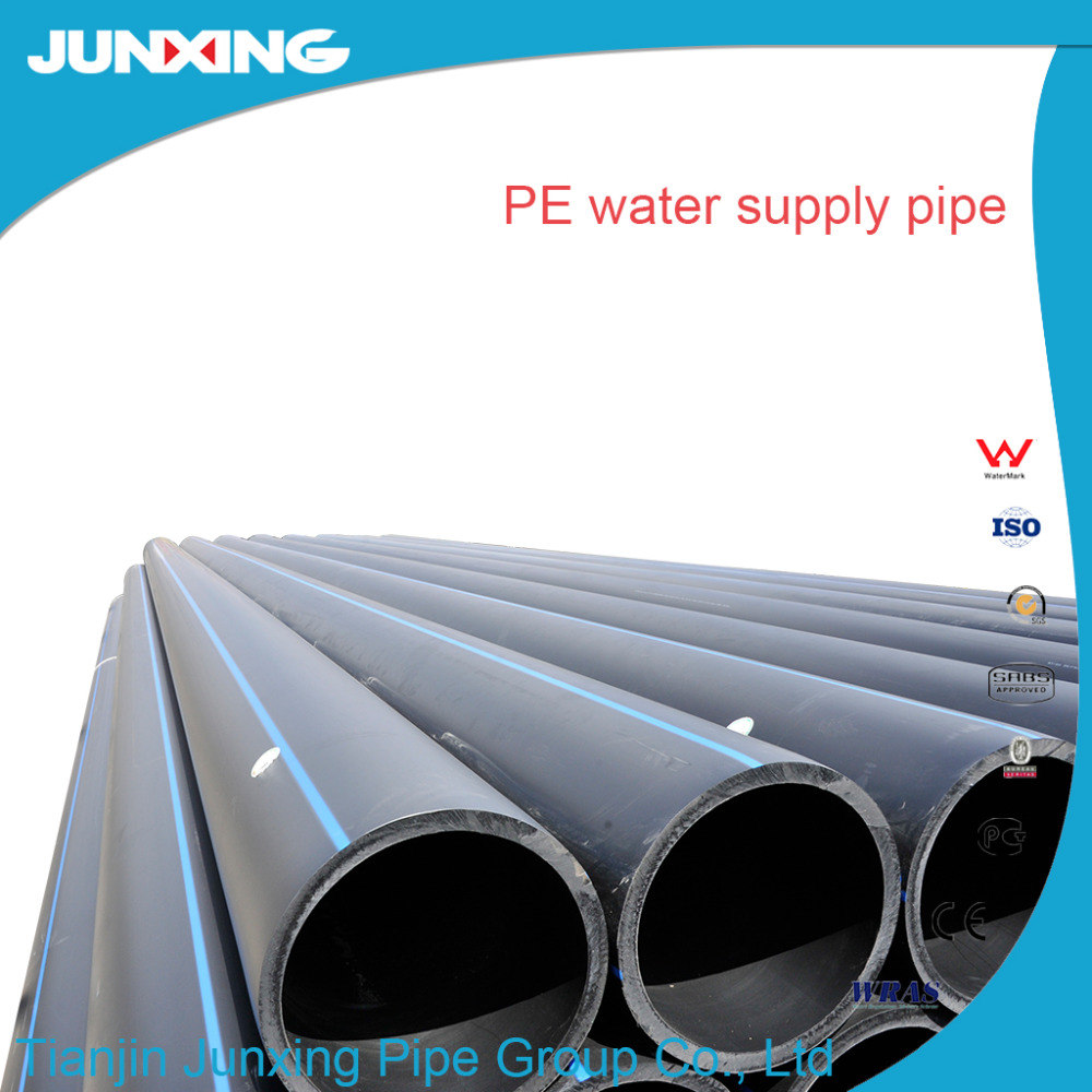10 inch large diameter hdpe pipe standard length
