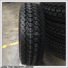 Heavy duty low profile Wide base radial truck tire 385/55R19.5