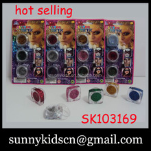 halloween product 2014 HOT selling halloween cosmetic professional makeup clown face paint kit
