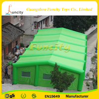 High Quality Gaint Party Tent Romantic Colourful Inflatable Wedding Tent For Decoration Tent