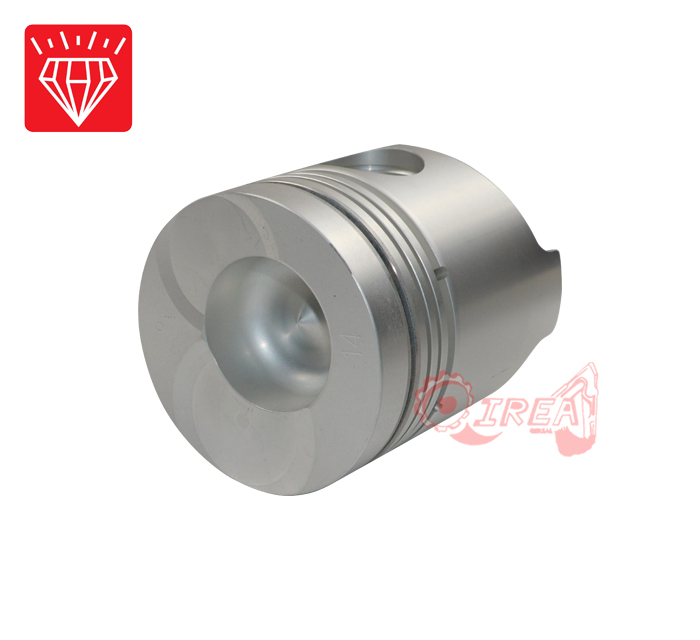 Manufacturer supply H06CT piston 13216-1540 for excavator engine spare parts