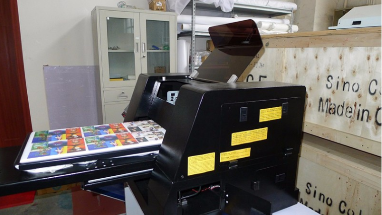 directly textile printer TP420 for t-shirt