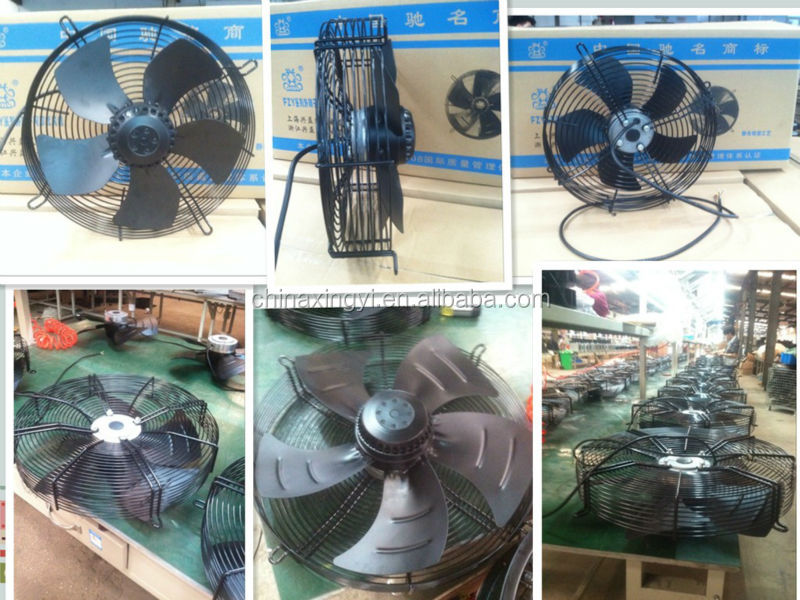 Small Tube Axial Fan : Off ce ccc rohs tuv industry compact small tube vane