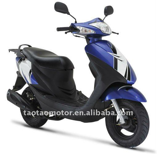 Gas Scooter QG 50cc /80cc EEC EPA/DOT