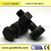 High tensile hex bolts for steel structure