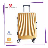 competitive price small four wheel shopping trolley bag