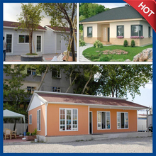 With full household accessory package canadian prefab homes