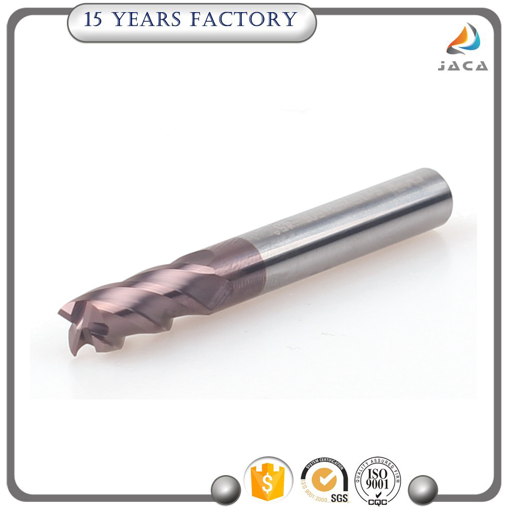 New brand 2017 wood cutting tools rough end mills with best quality and low price