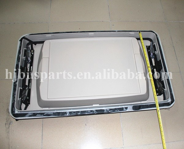 Bus Skylight Price 5703 00042 For Yutong Interior Skylight Covers Part 69