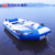 Hider water sport rowing boat pvc inflatable boat with outboard motor