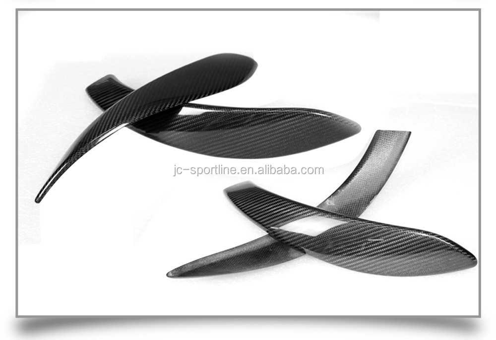 F32 4 SERIES DRY CARBON FIBER INTERIOR Dashboard Trims for BMW COUPE 9PCS/SET LHD