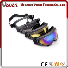 Stylish best selling custom skiing goggles snow boarding goggles anti-fog goggles racing motocross gogle