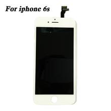 phone screen repair black 3d touch lcd display for iphone 6s plus replacement with digitizer tools kit assembly